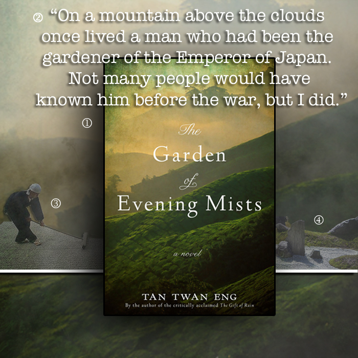 the reader says this story reminded me again that the effects of individual inhumane acts in wartime rebound through generations of individuals both - The Garden Of Evening Mists